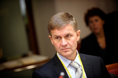 Erik Solheim, UNEP's Executive Director