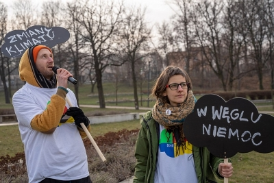Polish authorities silencing the climate defenders at COP24