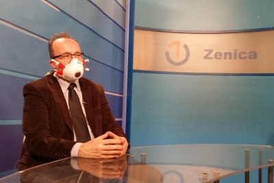 Samir Lemes fights the air pollution in Zenica